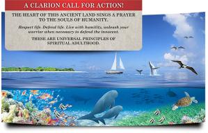 Clarion Call to Action, Great Barrier Reef 1